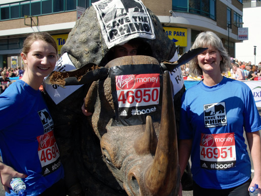 Save the Rhino London Marathon