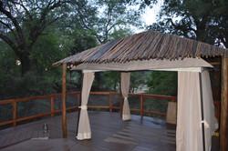 Saleda Spa private massage area