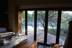 Kubu room deck