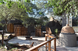 Saleda Lodge boma