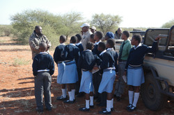 Anti-poaching talk