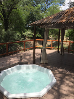 Saleda Lodge spa