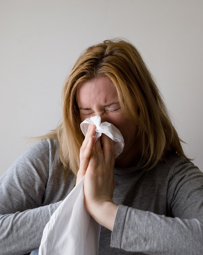 sneeze, how to reduce mold allergies