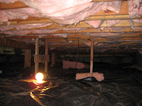 Is There Mold in Your Home's Crawl Space?