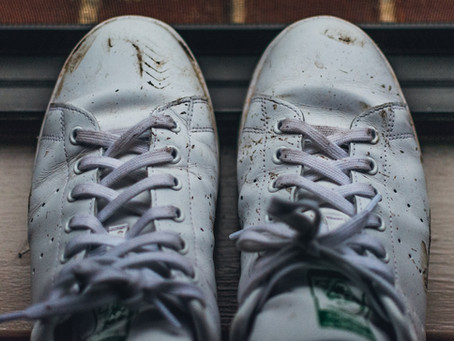 Why the Shoes in Your Closet Are Growing Mold