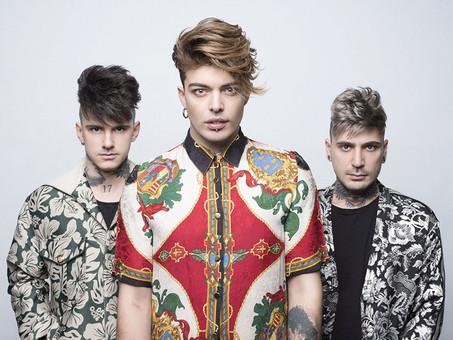 The Kolors: il nuovo singolo è Cabriolet Panorama