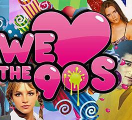 Anni 90, 90s, ascolta -  su www.energywebradio.it