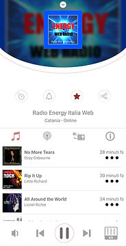 myTuner - Ascolta Radio Energy Italia Web