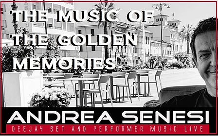 The music of golden memories - ascolta Energy web radio