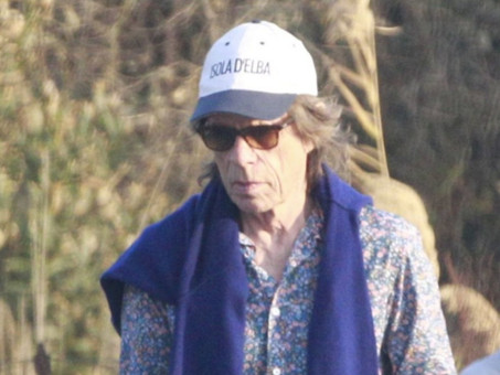 Mick Jagger in Sicilia dall'estate scorsa: trasferimento in vista?