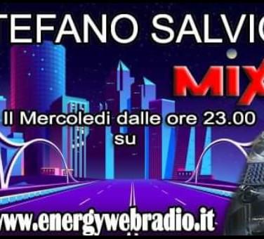 Stefano Salvio Radio Energy Italia Web