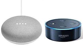 Google home , Alexa