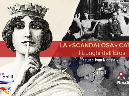 La scandalosa Catania.