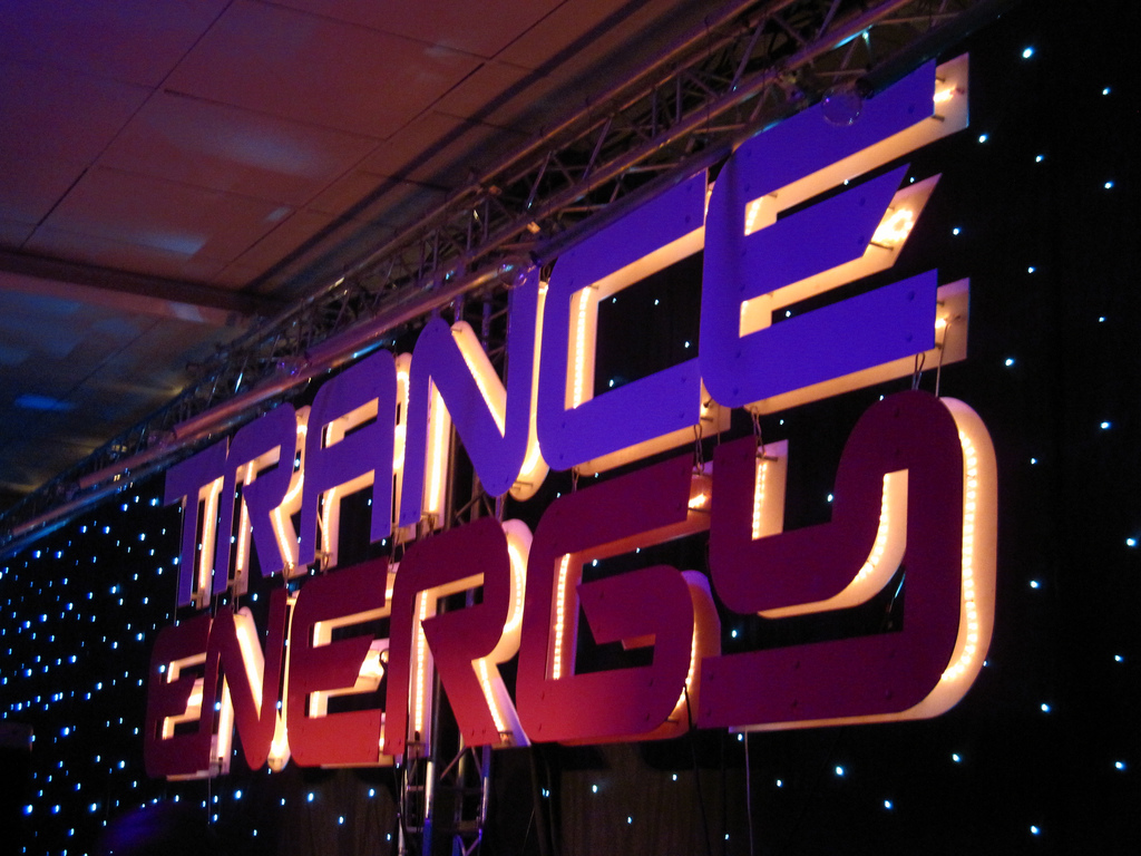 Trance Energy sequenza mixata