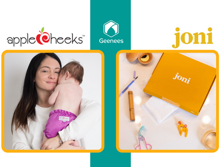Women-owned Canadian & Eco-friendly Businesses Now on Geenees -  Joni & Applecheeks