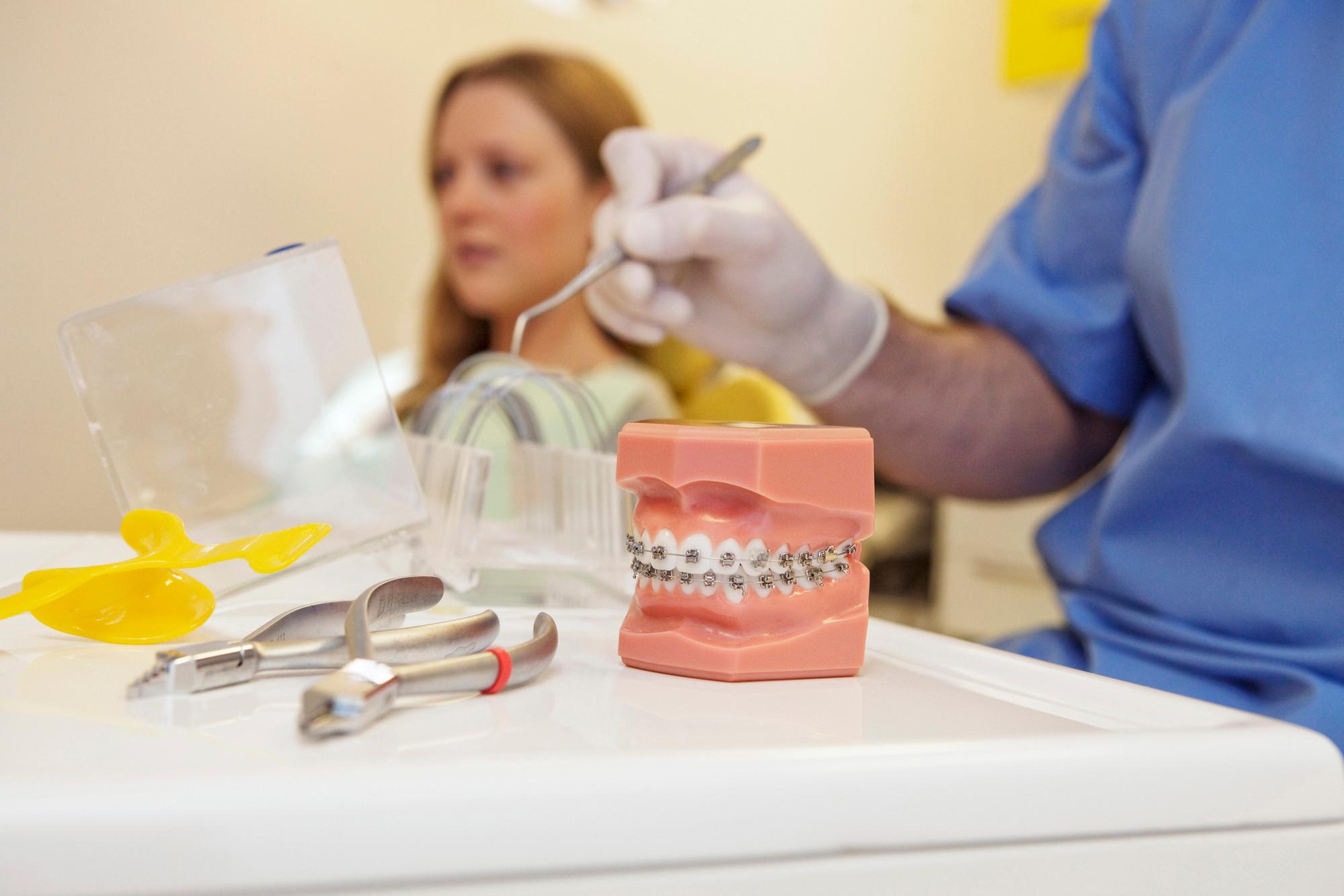 Consulta Calificada con el Ortodoncista