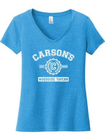Carson's Classic Women's V-Neck Tee