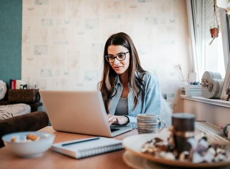 7 dicas fundamentais para manter a produtividade no home office