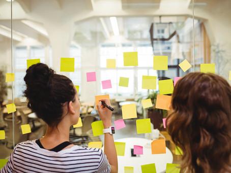 Como trazer a inovação dos posts-its para a prática?