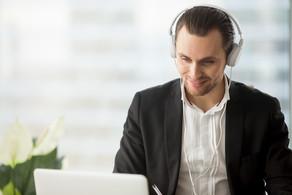 Como se preparar para uma entrevista online