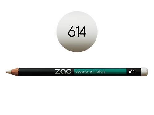 Lápiz eyeliner 614 (Blanc)