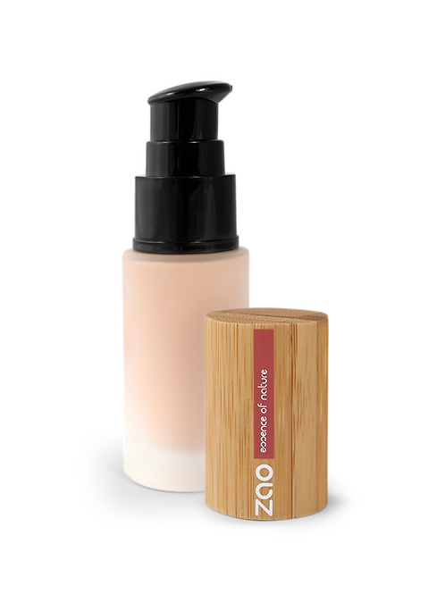 Maquillaje Fluido 710 (Peche clair)