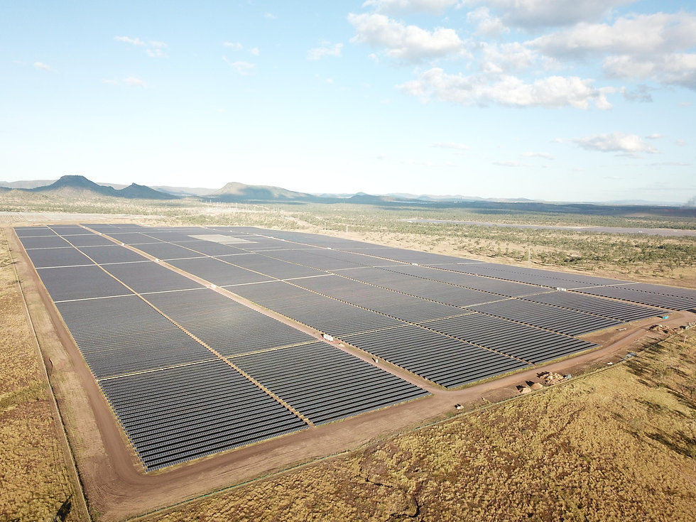 Hamilton Solar Farm