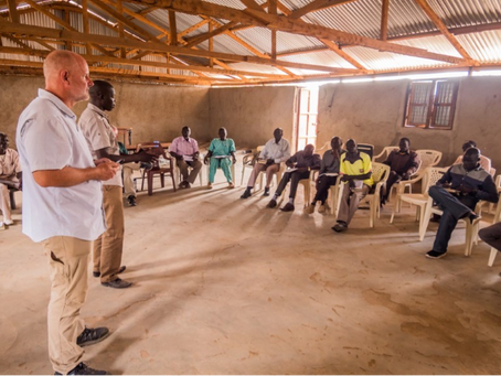November Trips – South Sudan & Kenya