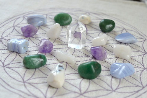 An Introduction To Crystal Grids