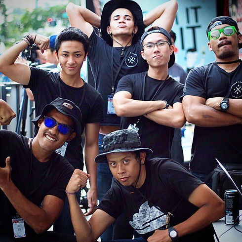 💪👷👷👷👷👷👷 💯✔ #skatesg #skateboarding #singapore