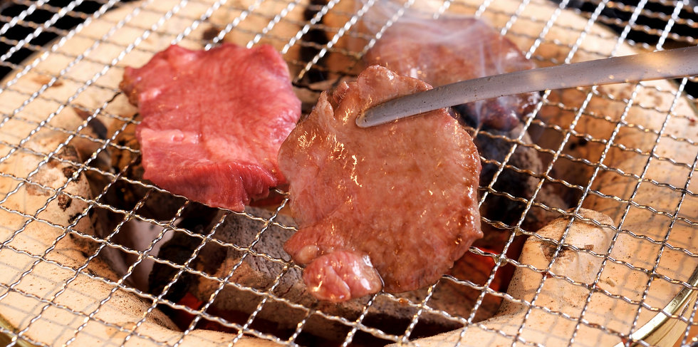 栄焼肉食べ放題和牛タン次郎錦