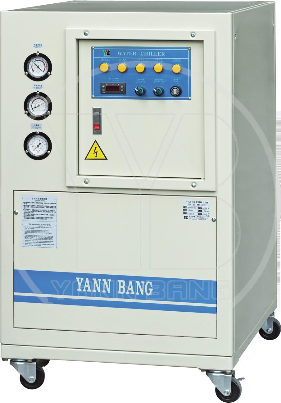 恆溫型水式冷凍機 (YCWP)