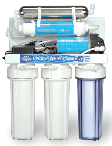 6 Stages RO Water Purifier With Pump and Bio Ceramic Filter