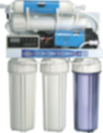 5 Stages RO Water Purifier With Pump and Micro Computer Controller