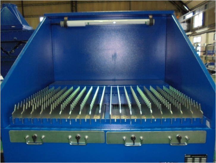 FE-068E-S 集塵桌-製具孔洞、桌面客製更換