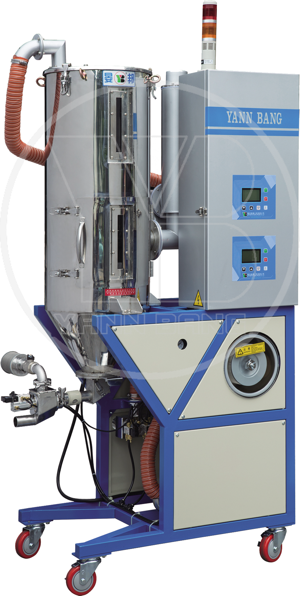 2-in-1 Conveying Dryer (CD)