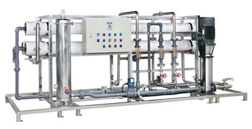 100,000 GPD RO system (1 T/H)