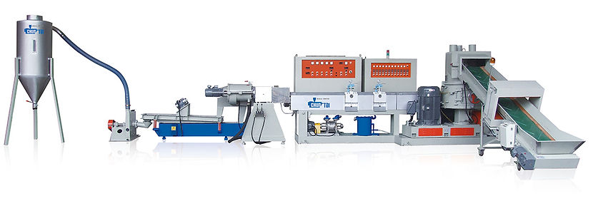 3-in-1 Single Screw Extruder