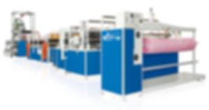 Machine de fabrication de produits plastiques