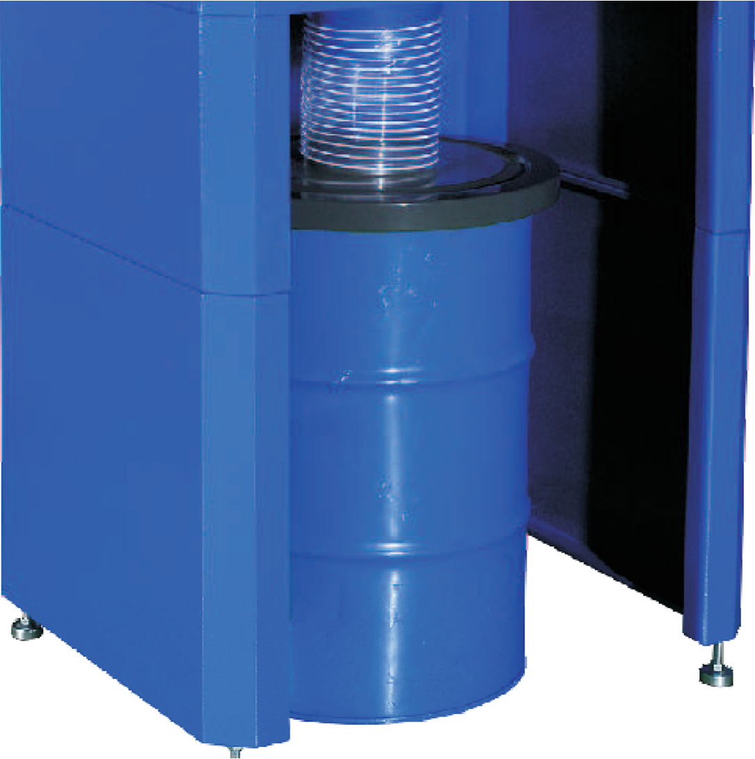 FE-J Dust Collector (55-gallon Drum)