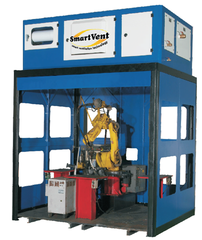 RE-1000 Robotic Welding Station