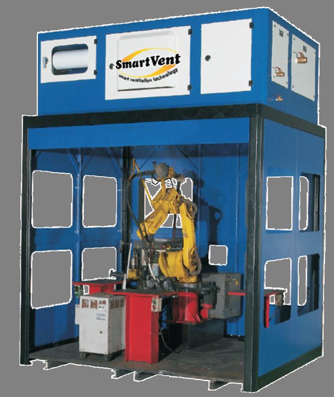 RE-1000 機械手臂焊接站 (集塵,除異味)
