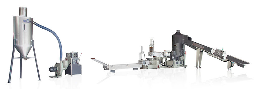 3-in-1 Mom and Baby Extruder (Strand Cutting)