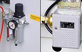 Insufficient pressure protection