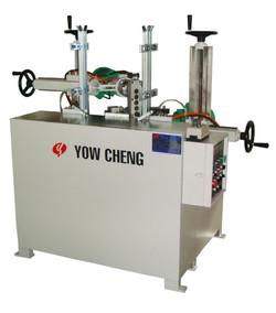 YC-T2A(X) 自動木條鑽孔機 ( 氣壓式 )