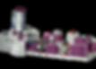 EKA-PET-S-Co-Rotary Twin Screw PET Sheet Extrusion Line