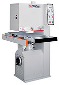 OPEN TYPE WIDE BELT SANDER