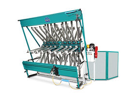 Pneumatic Clamp Carrier