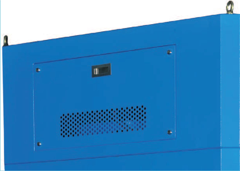 FE-L系列 石磨研磨集塵設備 (抽屜式)-簡易維修入口