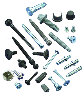 Automotive Screws, Bolts and Pin